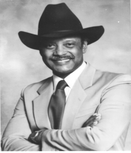 Police Chief Clarence Dickson, Ret.