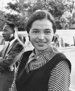 Mrs. Rosa Parks (ca 1955)